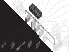 Architectural Design / Sungwoo Choi #architecture #drawing