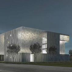 Dezeen » Blog Archive » Moroso headquarters by David Adjaye #architecture