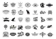 Logos by David Cran