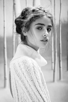 "senyahearts: ""Taylor Marie Hill in ""Winter Wonderland"" - For Love & Lemons Knitz Holiday 2014 Lookbook Photographed by: Zoey Grossman"