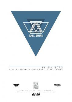 tumblr_lzt4p18CVw1qk10gqo1_1280.jpg (1280×1810) #ships #falmouth #fricker #harry #tall #triangle #art #poster #logo
