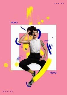 Roro Rewind #roro #fashion #colection #editorial #fun #photograph #art