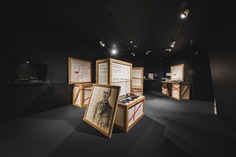 Lost and Found – Archaeological Exhibition on Behance