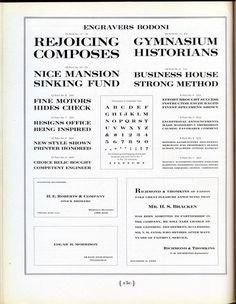 Daily Type Specimen | Engravers Bodoni was drawn by M. F. Benton in 1926... #typography