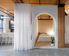 Studio Loft Broadview in Toronto 1