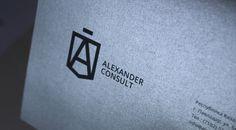 alexander consult #logo #branding