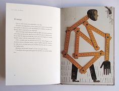 Los sueños de Helena : Isidro Ferrer #ferrer #isidro #illustration #books