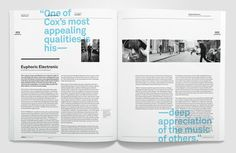 Spread Magazine some work by _ kent r miller (graphic designer)