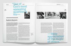 Spread Magazine some work by _ kent r miller (graphic designer)