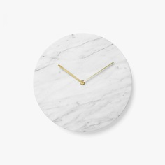 Marble Wall Clock by Norm.Architects for Menu. #wallclock