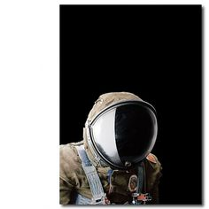 Astronaut Black background