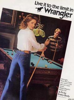 Wrangler Jeans (1984)