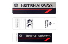 British Airways Corporate Graphics #british #branding #landor #air #design #graphic #travel #aircraft #guidelines #corporate #identity #airways