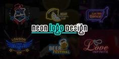 Three ways to turn an idea into a neon logo design - ProDesigns