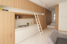 Apartment FL2 by Archiplanstudio