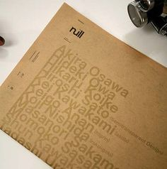 FFFFOUND! | Null-bon exclamation - a store - [curated by artless] #helvetica #layout