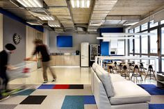 SiteGround Office Space by Cache Atelie site ground office space #office #work space #office space
