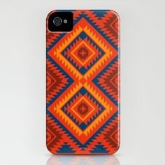 The Babybirds » Babybirds Navajo Series – iPhone Case #illustration #patterns #native #navajo #babybirds #abstracts