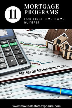 Mortgage Programs For First-Time House Buyers