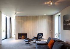 Former Barn House by Govaert & Vanhoutte Architects - #architecture, #house, #home, #decor,