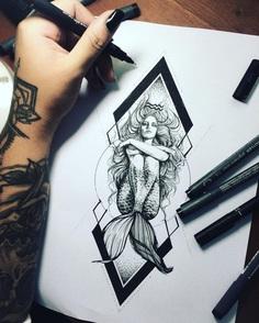 Aquarius sign by Jessica Puska