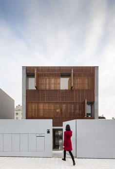 House in Bonfim / AZO. Sequeira Arquitectos Associados