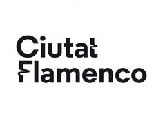 Ciutat Flamenco #experimentation #flamenco #tipography #music #logo