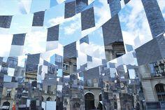 Arnaud Lapierre #mirror #installation