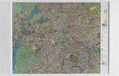 #future #mapping #map #berlin #print