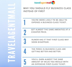 Why You Should Fly Business Class Instead Of First | Airline & Travel Trends | Travel Technology