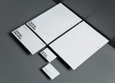 Holmes Mackillop by Graphical House #identity #stationery