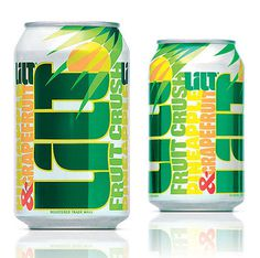TheDieline.com: Package Design: Lilt #packaging #can
