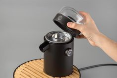 TEAMOSA: Personal Tea Brewing - IPPINKA The TEAMOSA personal tea brewing device takes the guesswork out of tea and lets you enjoy your crea