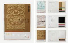 Great Alaska Paper Co. #logo #branding #brand #paper #alaska