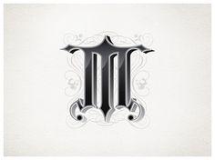 Brett Stiles Design #letter #typography