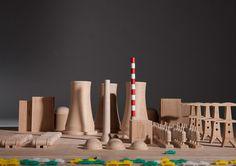 critical_blocks_miniature_world_maykel_roovers_4b.jpg #toys #nuclear #building #blocks #plant