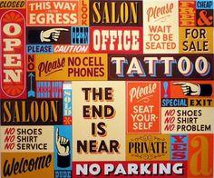 FFFFOUND! #grid #vintage #typography