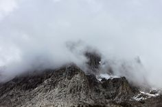 All sizes | Untitled | Flickr - Photo Sharing! #clouds #photography #mountains #fog