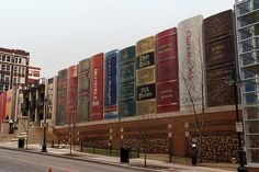 Library Parking Garage | Flickr - Photo Sharing! #architecture #library #books