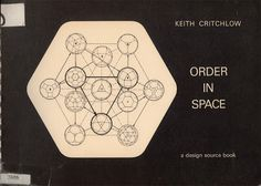 Order in Space - Keith Critchlow - 1971 #layout #space #atoms #line #circles