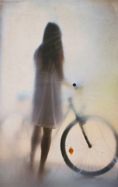 Virginia Galvez #photo #bicycle