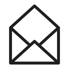 See more icon inspiration related to mail, letter, email, message, note and interface on Flaticon.