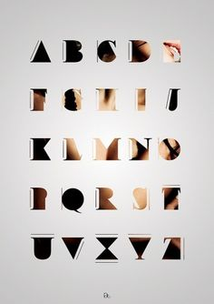 She Is Typo on Typography Served #letters #lettering #alphabet #type #typography