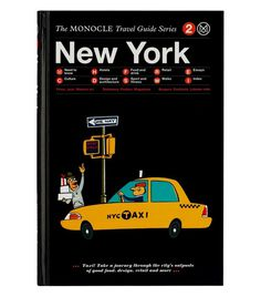 #newyork #bookcover #illustration #guide #monocle # gestaultren #travelguide