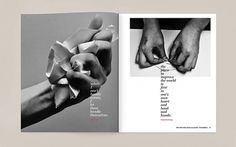 Hand story on the Behance Network #cover #photography #editorial #nyt