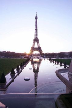 Sunrise Over Paris: Make Sure you do this in France!