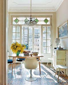 Click to enlarge image 1.jpg #interior #spain #house #design #retro #decor #interiors #furniture #vintage #barcelona #decoration