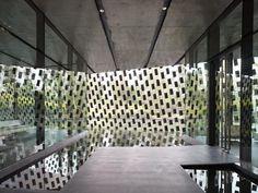 Dezeen » Blog Archive » Xinjin Zhi Museum by Kengo Kumaand Associates #architecture