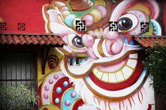 Malacca murals #malaysia #murals #painting #malacca