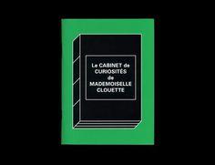 Le Cabinet de Curiosités de Mlle Clouette | OK-RM #london #book